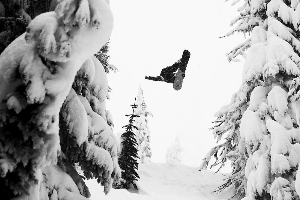 Bruno Rivoire, Mustang Powder snowcats, Canada