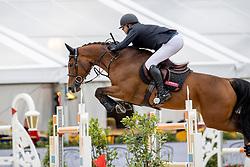 Clarys Bart, BEL, Geste van de Vihta<br /> Belgisch Kampioenschap Jumping  <br /> Lanaken 2020<br /> © Hippo Foto - Dirk Caremans<br /> 03/09/2020