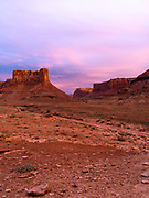 Image from Taylor Canyon, a stunning area of rock formations in a remote section of the Island in the Sky District of Canyonlands National Park, San Juan County, Utah, USA.