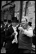 PIPPA BOOTH; BRIAN HENTON, The Dianas of The Chase Cup, ngarsby Old Hall, Sunday 29th November 2015. By kind permission of  Formula 1 legend Brian Henton