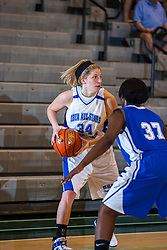 18 June 2011: Vanessa Kieres at the 2011 IBCA (Illinois Basketball Coaches Association) girls all star games.