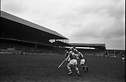 Railway Cup Final Replay, Leinster v Munster, at Croke Park..14.04.1963
