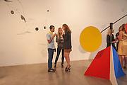 SHANAY JHAVERI; JESSIE CHANEY; EROLA FARRE; , Pilar Ordovas hosts a Summer Party in celebration of Calder in India, Ordovas, 25 Savile Row, London 20 June 2012