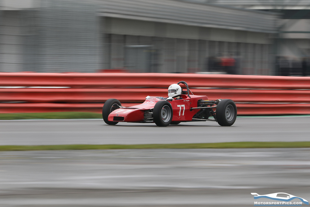 14 May 2021. Single Seaters. Silverstone