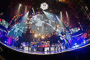 Eric Church performing at the iHeartRadio Music Festival in Las Vegas, Nevada on Sepembter 20, 2014.