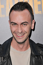 """Joe Gilgun arrives at AMC's """"Preacher"""" Season 2 Premiere Screening held at the Theater at the Ace Hotel in Los Angeles, CA on Tuesday, June 20, 2017.  (Photo By Sthanlee B. Mirador) *** Please Use Credit from Credit Field ***"""
