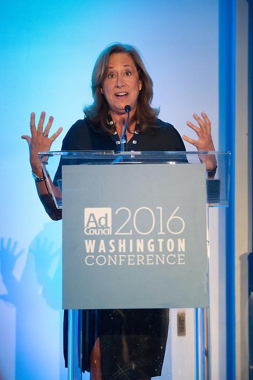 Ad Council Washington Conference April 2016. Photo Ken Cedeno