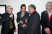 ANTHONY FAWCETT; TRACEY EMIN; JEREMY ISAACS;  JOHN TIBERI,  Art Plus Music Party 2010. Whitechapel art Gallery.  To raise money for the gallery';s education and community programme. 22 April 2010.