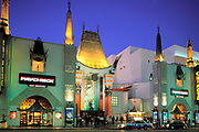Grauman's Chinese Theatre, Hollywood Boulevard, Los Angeles, California (LA)