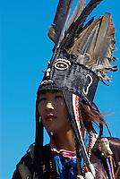 Mongolie. Centre d'initiation chamanique. Shaman. Chamane.  // Shamanisme initiation centre. Mongolia.