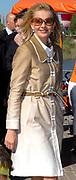 Koninginnedag 2007 in het vestingsstadje Woudrichem / Queensday 2007 in the small village Woudrichem.<br /> <br /> Op de foto / On the Photo; Prinses Mabel