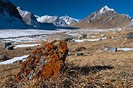 Kuerle, Tian Shan mountains, Xinjiang, China