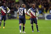 Wahbi KHAZRI  - 13.12.2014 - Nantes / Bordeaux - 18eme journee de Ligue1<br />Photo : Vincent Michel / Icon Sport