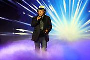 """Auftritt von Al Bano bei der SRF-Pop-Schlager-Show """"Hello Again"""". Aufzeichnung vom 01. Oktober 2020 in den Fernsehstudios Zürich."""