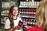 Alex Morgan at Walgreens, For Coca-Cola