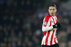 Mauro Junior of PSV during the Dutch Eredivisie match between PSV Eindhoven and PEC Zwolle at the Phillips stadium on February 03, 2018 in Eindhoven, The Netherlands