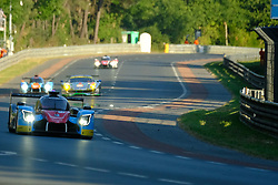 June 18, 2017 - Le Mans, Sarthe, France - Eurasia Motorsport  PHL Ligier  JSP217 rider JACQUES NICOLET (FRA) in action during the race of the 24 hours of Le Mans on the Le Mans Circuit - France (Credit Image: © Pierre Stevenin via ZUMA Wire)