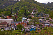 A suburb in the city of Hazard, Kentucky, where coal miner Todd Kincer lives. (Todd Kincer is featured in the book What I Eat: Around the World in 80 Diets.)