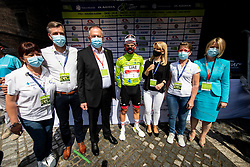 VIP guests during the 5th Stage of 27th Tour of Slovenia 2021 cycling race between Ljubljana and Novo mesto (175,3 km), on June 13, 2021 in Slovenia. Photo by Vid Ponikvar / Sportida