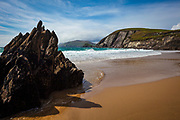 Coumeenoole Beach, Slea Head, Dingle Peninsula, Kerry, Ireland