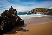 Coumeenoole Beach, Slea Head, Dingle Peninsula, Kerry, Ireland