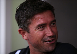 Crawley Town manager Harry Kewell