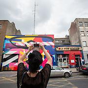 TLC Maser Mural