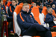 Netherlands Manager Ronald Koeman during the Friendly match between Netherlands and England at the Amsterdam Arena, Amsterdam, Netherlands on 23 March 2018. Picture by Phil Duncan.