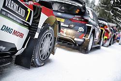 February 15, 2018 - Suede - WRC (Credit Image: © Panoramic via ZUMA Press)