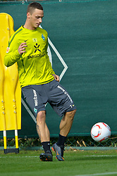 05.01.2011, Trainingsgelaende, Belek, TUR, Werder Bremen Trainingslager Belek Tuerkei 2011 Day02, im Bild Marko Arnautovic (Werder #07 ).  EXPA Pictures © 2011, PhotoCredit: EXPA/ nph/ Kokenge       ****** out of GER ******