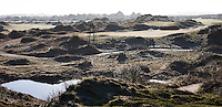 TEXEL - De Cocksdorp - hole 13 Golfbaan De Texelse. COPYRIGHT KOEN SUYK