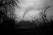 Chernobyl in Ukraine.