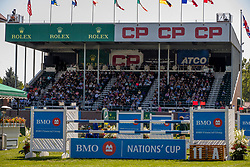 Public, full houise for Nations Cup day<br /> Spruce Meadows Masters - Calgary 2019<br /> © Hippo Foto - Dirk Caremans<br />  07/09/2019