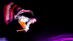 23.01.2017, Lechnerberg, Kaprun, AUT, Freestyle Night Kaprun, im Bild Freestyle Skier // a Freestyle Sier show his skills at the Ski- Snowboardshow for Tourists and Locals in Kaprun, Austria on 2017/01/23. EXPA Pictures © 2017, PhotoCredit: EXPA/ JFK