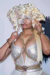 Nicki Minaj in the press room during the MTV Europe Music Awards held at the Bilbao Exhibition Centre, Spain on November 4, 2018. Photo by Archie Andrews/ABACAPRESS.COM