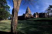 Phanom Rung, Khmer ruins, Isaan, Burirum province, Thailand