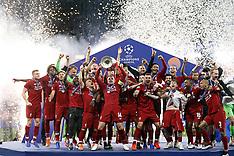 UEFA Champions League Final Liverpool v Tottenham Hotspur - 1 June 2019