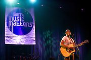 Jonathan McReynolds, Mali Music and The Tribbett perform during the BET Music Matters Jam Session for Mega-Fest 2013 at the Dallas Convention Center in Dallas, Texas on August 29, 2013.