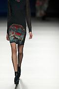 Sara Coleman at Mercedes-Benz Fashion Week Madrid 2013
