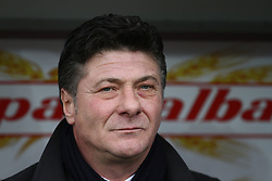 January 6, 2018 - Turin, Italy - Torino coach Walter Mazzarri during the Serie A football match n.20 TORINO - BOLOGNA on 06/01/2018 at the Stadio Olimpico Grande Torino in Turin, Italy. (Credit Image: © Matteo Bottanelli/NurPhoto via ZUMA Press)