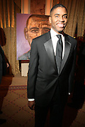 Reggie Canal at The Fifth Annual Grace in Winter Gala honoring Susan Taylor, Kephra Burns, Noel Hankin and Moet Hennessey USA and benfiting The Evidence Dance Company held at The Plaza Hotel on February 3, 2009 in New York City.