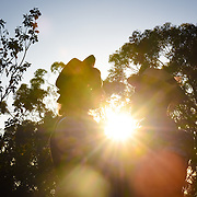 Morgan and Alex Engagement Presidio Park 2016