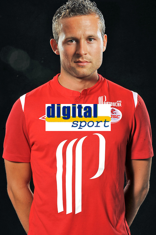 FOOTBALL - FRENCH CHAMPIONSHIP 2010/2011 - PHOTOS OFFICIELLES LILLE OSC - 9/07/2010 - PHOTO LILLE OSC / DPPI - YOHAN CABAYE
