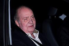 DEC 2 2012 King Juan Carlos of Spain