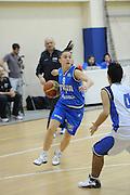 DESCRIZIONE : Roma Acqua Acetosa amichevole Nazionale Italia Donne<br /> GIOCATORE : Giulia Gatti<br /> CATEGORIA : palleggio<br /> SQUADRA : Nazionale Italia femminile donne FIP<br /> EVENTO : amichevole Italia<br /> GARA : Italia Lazio Basket<br /> DATA : 27/03/2012<br /> SPORT : Pallacanestro<br /> AUTORE : Agenzia Ciamillo-Castoria/GiulioCiamillo<br /> Galleria : Fip Nazionali 2012<br /> Fotonotizia : Roma Acqua Acetosa amichevole Nazionale Italia Donne