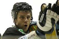 Ishockey, Stavanger Ishall, 16/10-03, Stavanger Oilers - Frisk Asker (5-2),<br />Jari Kesti (Stavanger Oilers)<br />Foto: Sigbjørn Andreas Hofsmo