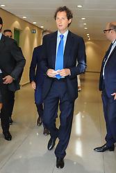 September 3, 2016 - FOTO IPPMassimo Rana.Torino 03-09-2016.Assemblea azionisti Exor.nella foto il presidente FCA John Elkann.Italy Photo Press - World Copyright (Credit Image: © Italy Photo Press via ZUMA Press)