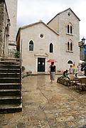 Budva, Montenegro The old town
