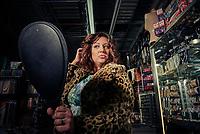 Soul singer Alanna Royale in Nashville