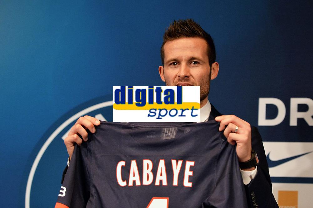 Yohan Cabaye (psg)